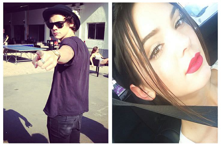 Photo credit: harrystyles and kendalljenner