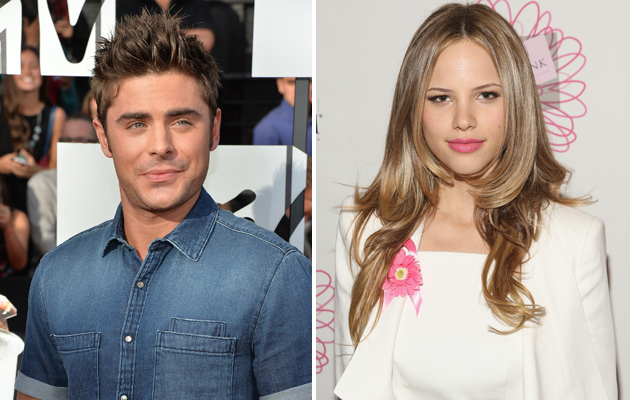 is zac efron dating neighbors costar Zac efron decided to change up  thriller told from the point of view of his longtime girlfriend  was in a budding relationship his baywatch co-star alexandra .