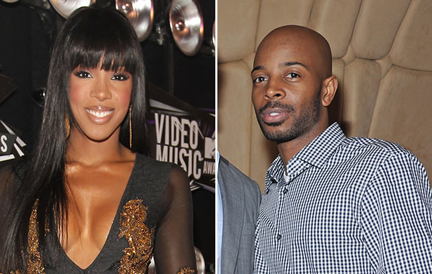 how long have kelly rowland and tim witherspoon been dating 9