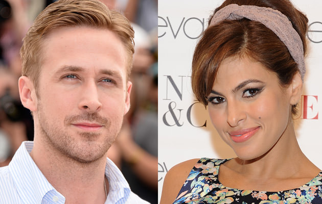 Photo credit: Ryan Gosling and Eva Mendes
