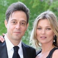 Kate Moss and her husband Jamie Hince