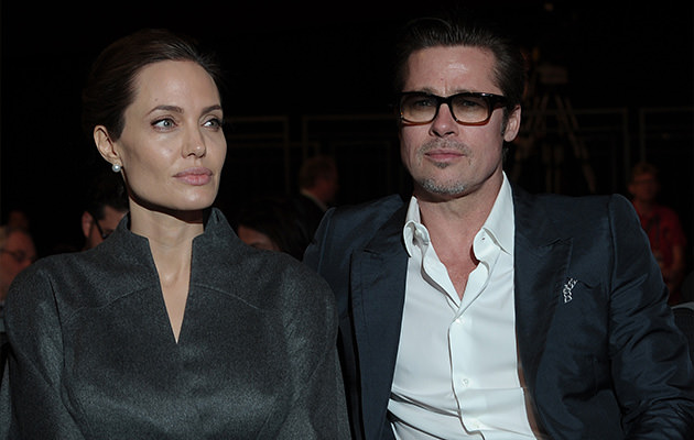 Photo credit: Gettyimages / Brad Pitt and Angelina Jolie