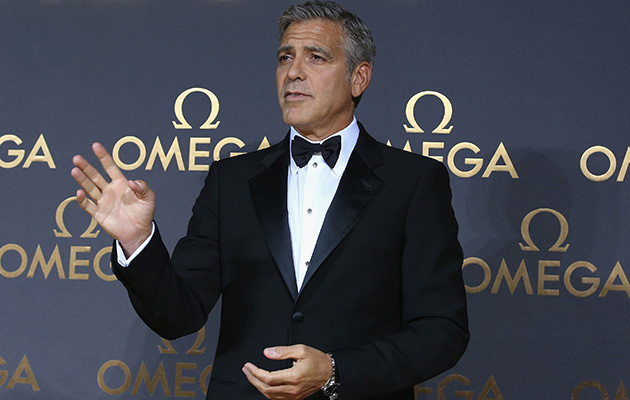 Photo credit: Gettyimages / George Clooney