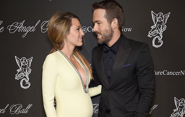 Photo credit: Gettyimages / Blake Lively & Ryan Reynolds
