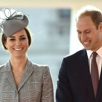 Kate Middleton and Princ Williams