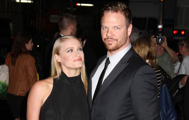Leven-Rambin-And-Jim-Parrack-Married